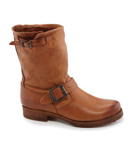 frye shortie moto boots dillards