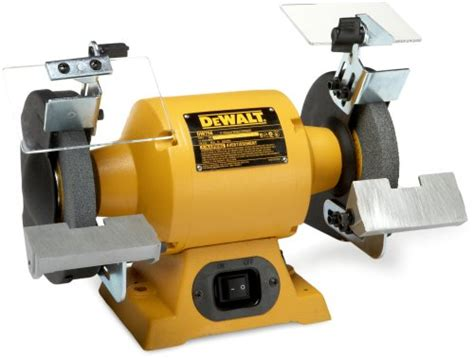 dewalt bench grinder review new dewalt dw756 6 inch bench grinder free shipping ebay