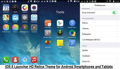 apk ios ios 8 launcher hd retina theme apk 2 2 222 file for android direct link