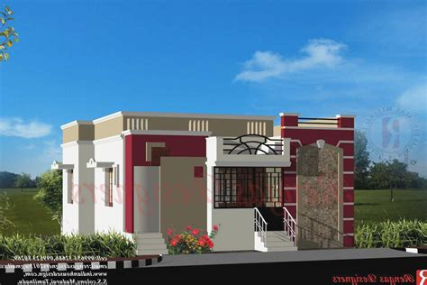 Kerala Home Design Single Floor Plans by Single Floor House Plan With Elevation