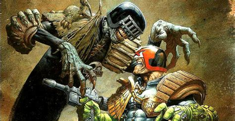 dark judges wallpaper dredd producer to release dark judges miniseries online