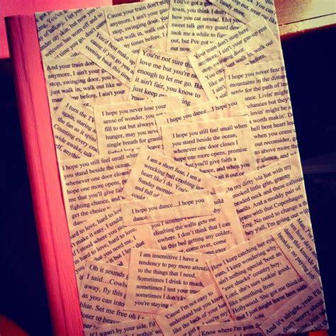 creative diy book cover ideas