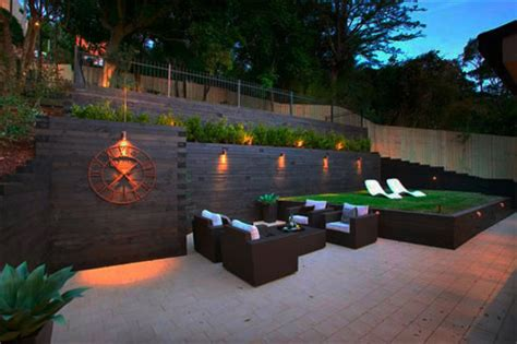 H Garden by Three Terrace Outdoor Living Space From Iconic Landscaping