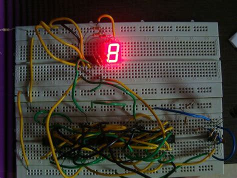 Digital Clock Circuit Diagram Using Counters