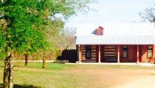 romantic stay in fredericksburg tx romantic lodging romantic luxury log cabin guest house homeaway