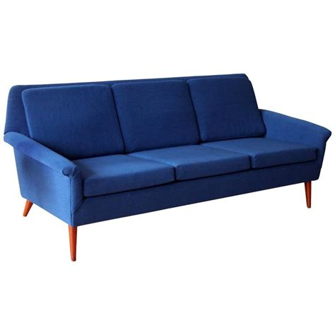 dux sofa folke ohlsson dux mid century modern three seat sofa at