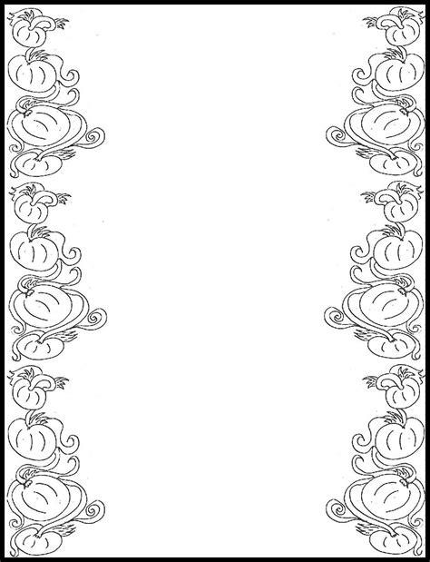 printable paper with border border paper for kids clipart best