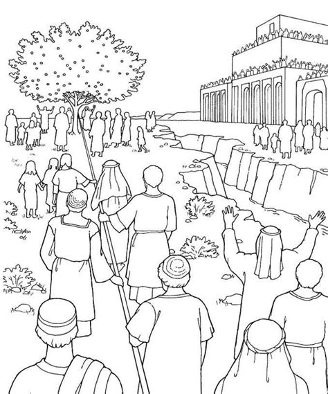 lds coloring pages lehi 29 best images about projects to try on pinterest