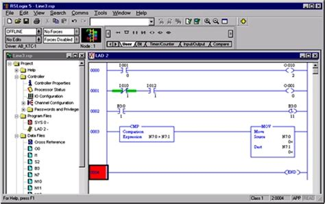 ladder diagram software free nptel phase ii automation and controls
