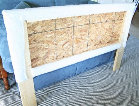how to make own headboard make your own upholstered headboard rhapsody in rooms