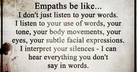 empaths be like being social infj infp