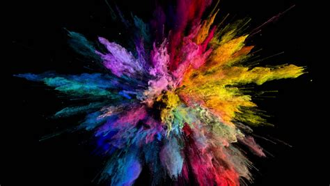 color powder explosion color powder explosion blank template imgflip