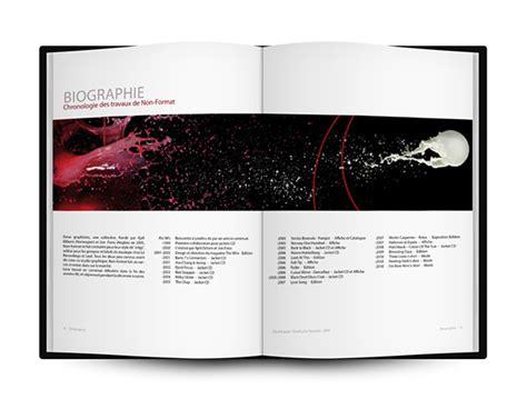 book layout behance non format art book layout on behance