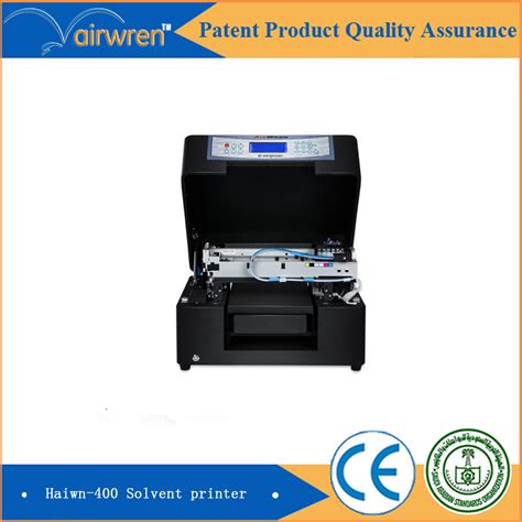Buy Business Card Printing Equipment - oem digital solvent inkjet printer business card printing machine in printers from