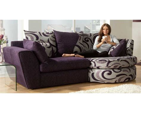 optimize small room with fabric corner sofas small room