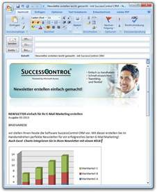 Outlook Template Newsletter by Free Outlook Newsletter Template Programs Ponblogs