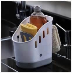 Kitchen Caddy Sink Organizer Kitchen Sink Caddies Eatwell101