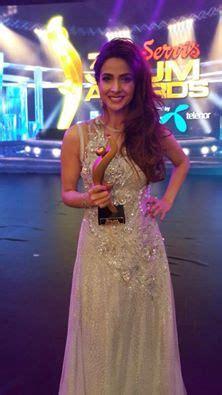 saba qamar won best actress award at 3rd hum awards arts