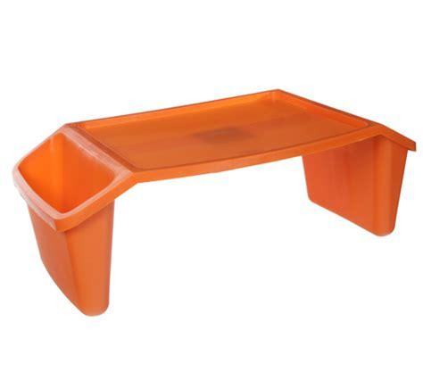 childrens lap tray orange in lap desks