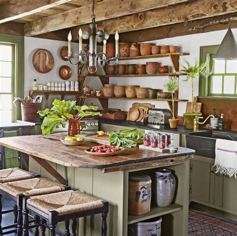 farmhouse style kitchens rustic decor ideas  kitchens