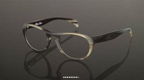 Handmade Optical Frames - custom handmade bull horn eyeglasses optical frame