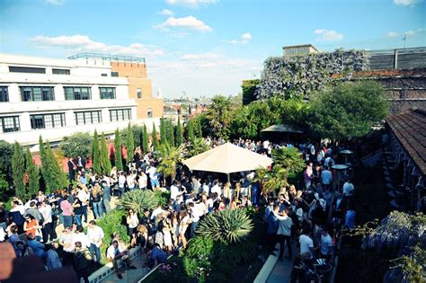 Top Rooftop Bars In London One Day The Roof Gardens London Designmynight