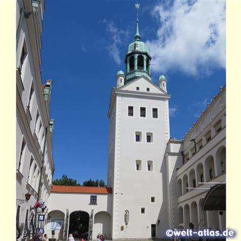 pomeranian in szczecin photo szczecin castle tower welt atlas de