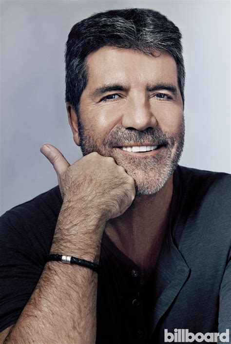 Simon Cowell Opens Up About Fatherhood and His Career's Second Act   Billboard