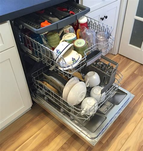 review bosch tub built in dishwasher with stainless