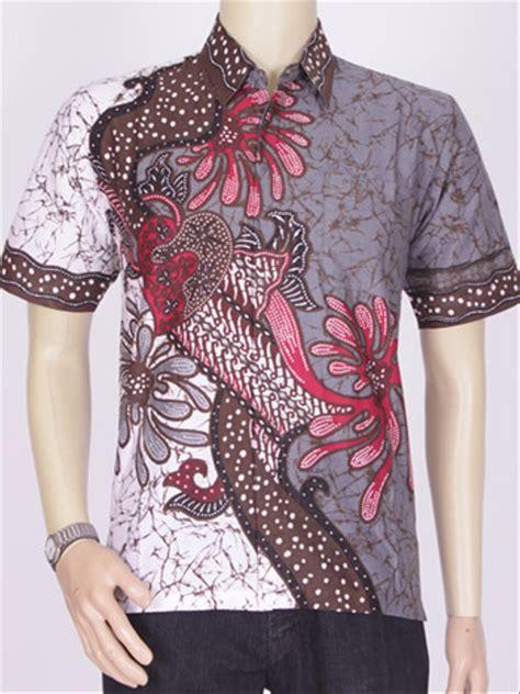 jual batik baju batik pria kemeja batik pekalongan batik
