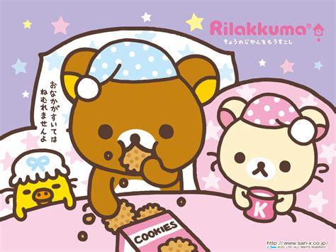 Cute Wallpaper Rilakkuma | rilakkuma san x page
