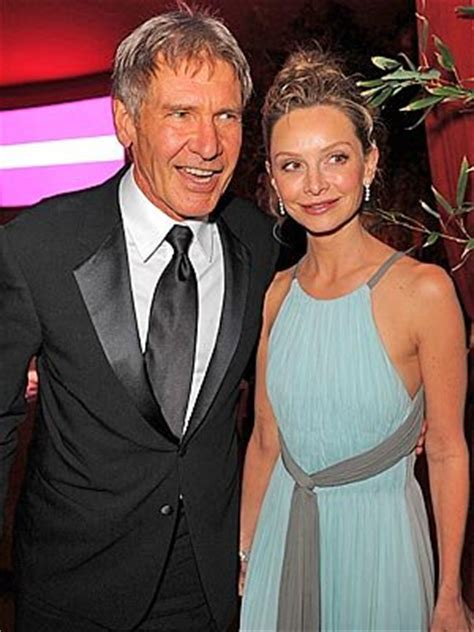 Harrison Ford And Calista Flockhart Are Engaged by Harrison Ford Proposes To Calista Flockhart Corona