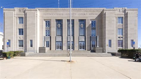 Pottawatomie County Court Records Shawnee Court House Number House Plan 2017