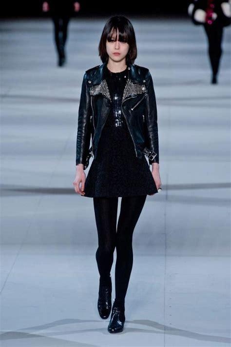 imagenes tendencia otoño invierno 2016 moda oto 241 o invierno por saint laurent este 2014 aquimoda