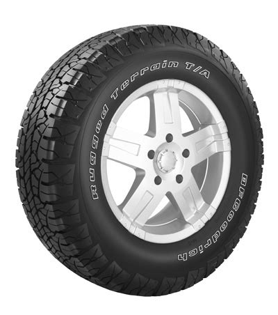 bf goodrich rugged terrain bfgoodrich launches all new rugged terrain t a truck and suv tire road