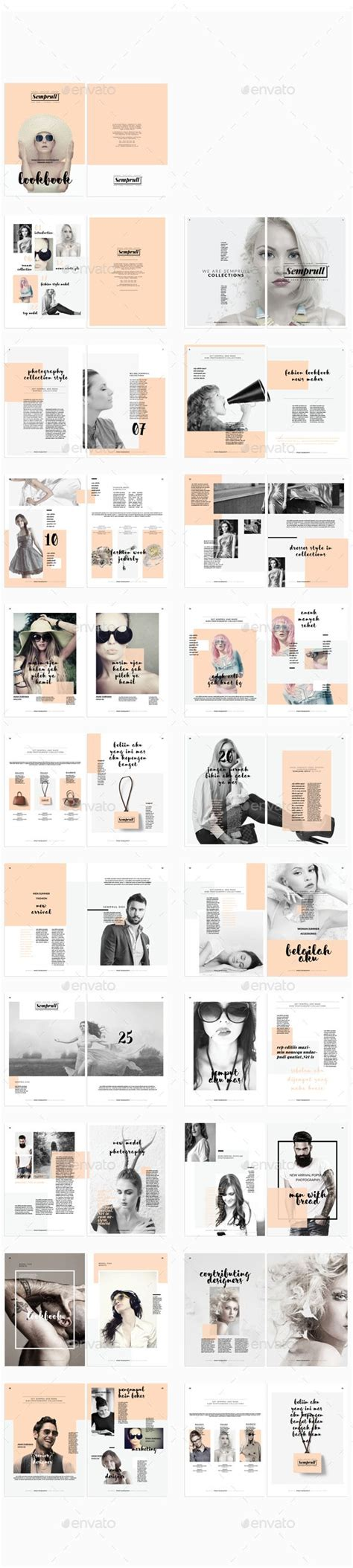 designing in indesign for powerpoint 25 best ideas about lookbook design on pinterest