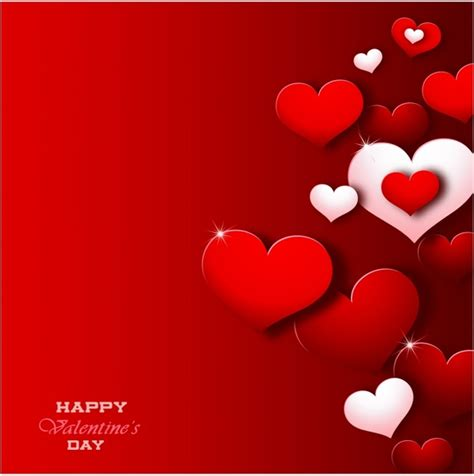 valentines day images free modern s day background free vector in adobe