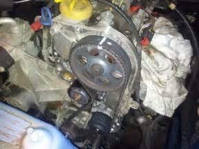 Fiat Punto Timing Belt Change Punto Mk2b 1 4 16v Sporting Cambelt Timing Belt