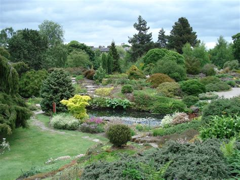 What To Visit In Edinburgh Royal Botanic Garden
