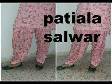 full patiala salwar cutting and stitching full download semi patiala salwar cutting and stitching