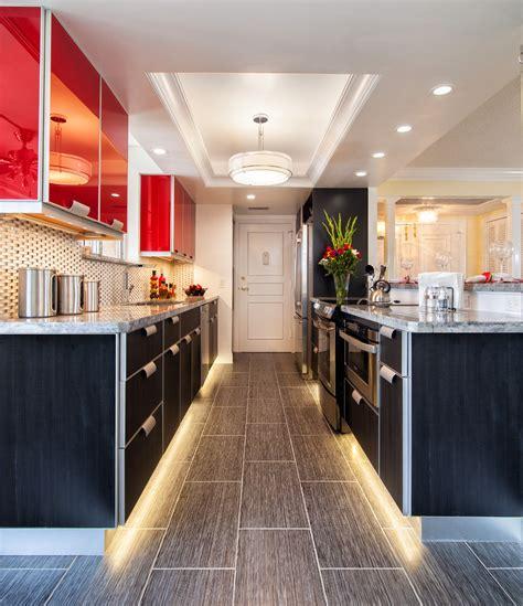 Toe Kick Lighting In Kitchen Toe Kick Lighting Kitchen Modern With Black Bar Stools Kitchen Beeyoutifullife