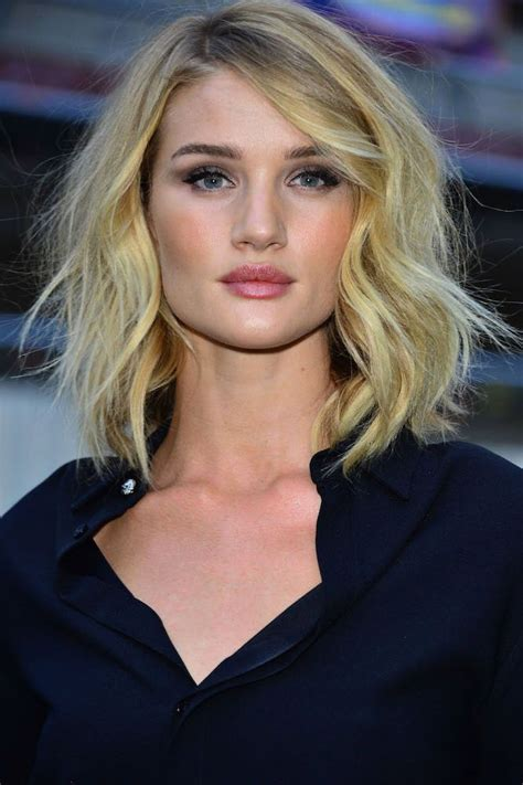Will A Lob Haircut Make My Hips Look Bigger | 360 best rosie images on pinterest rosie huntington