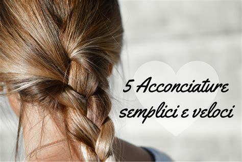 capelli lunghi lisci come portarli 5 acconciature semplici veloci e naturali per capelli