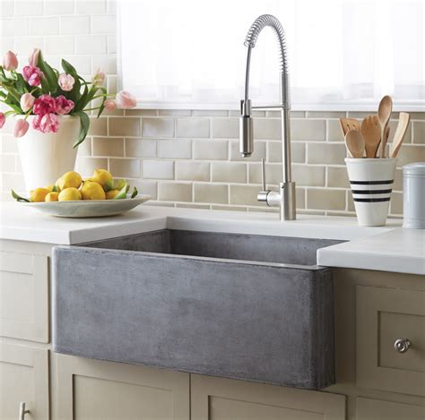 Kitchen Sink Options Farmhouse Sink Options For Kitchen Homesfeed
