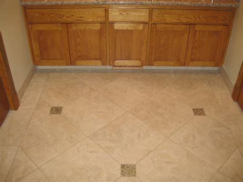 Floor Tile 18x18 custom tile central oregon construction