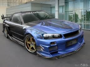 Nissan Skylin Fast Cars Nissan Skyline Images Wallpapers