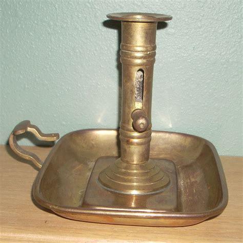 Vintage Candle Holders by Antique Vintage Brass Candle Holder Ebay