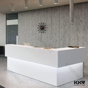 Meja Front Office white high gloss desk store shop counter design buy shop counter white high gloss desk