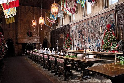 Castle Dining Room by Hearst Castle Dining Room Flickr Photo Sharing