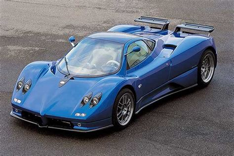 pagani history pagani logo history timeline and list of models